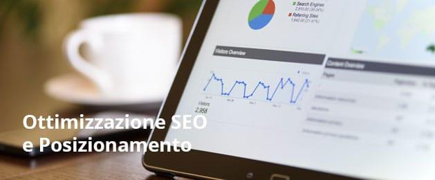 Ottimizzazione seo sito web salerno