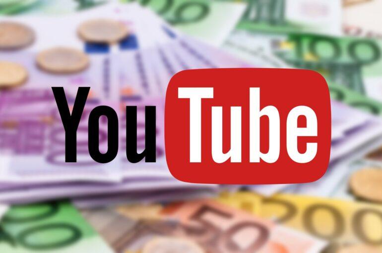 guadagni youtube salerno