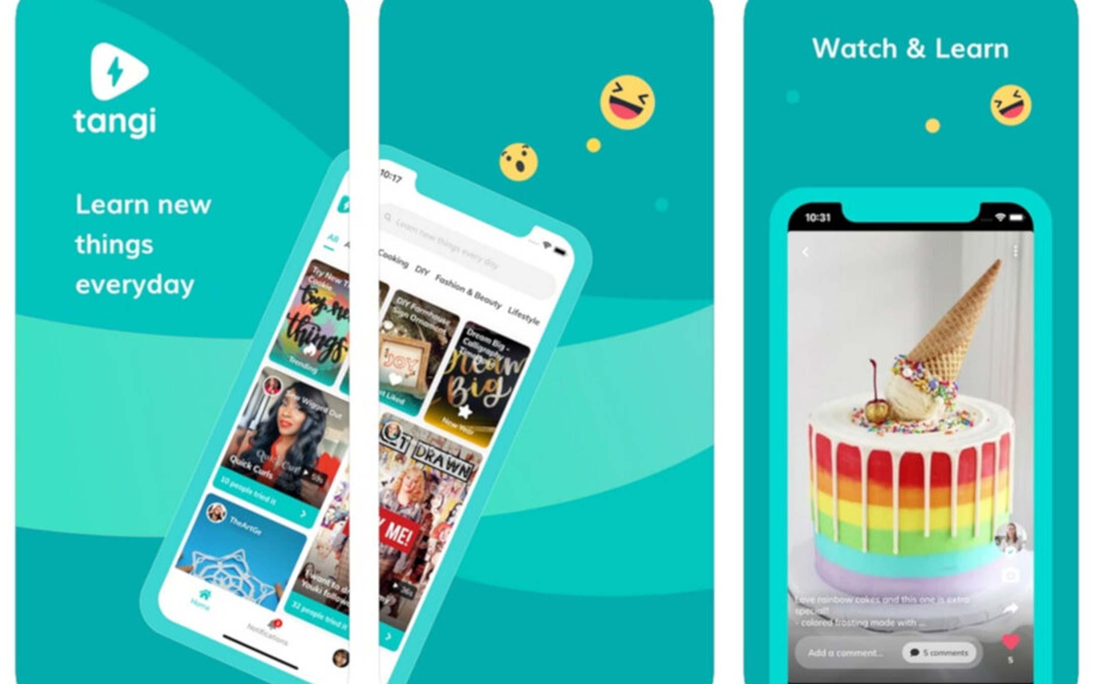 Google Tangi: il nuovo social che NON somiglia a Tik Tok!